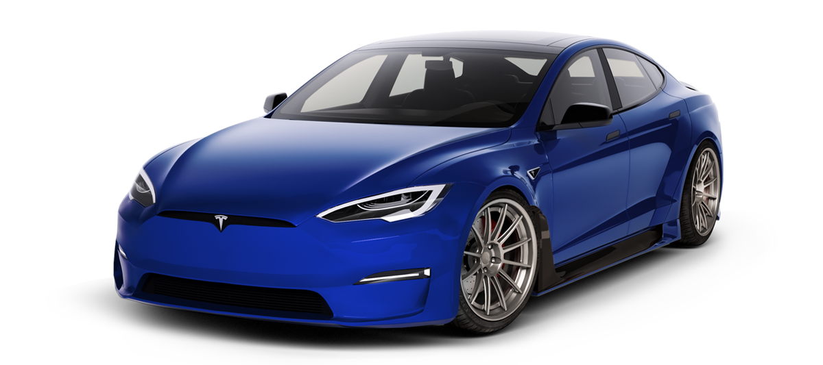 Unplugged Performance - Tesla Model S-Apex  Ascension Complete Vehicle Program