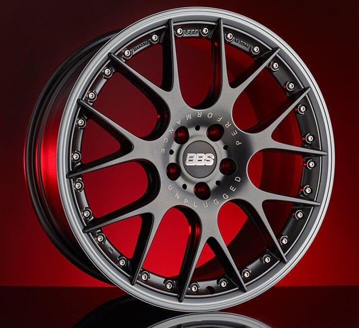 "Unplugged Performance Tesla Model S BBS wheels set 21"" performance"