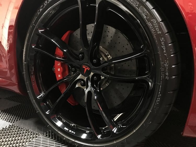 Unplugged Performance UP-02 Lightweight Wheels for Tesla Vehicles