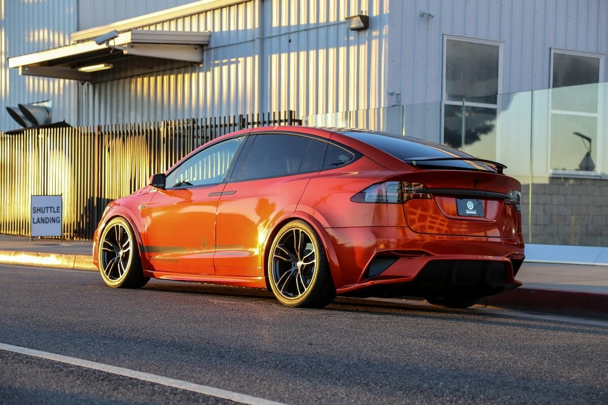 Unplugged Performance Complete Performance Aero Kit For