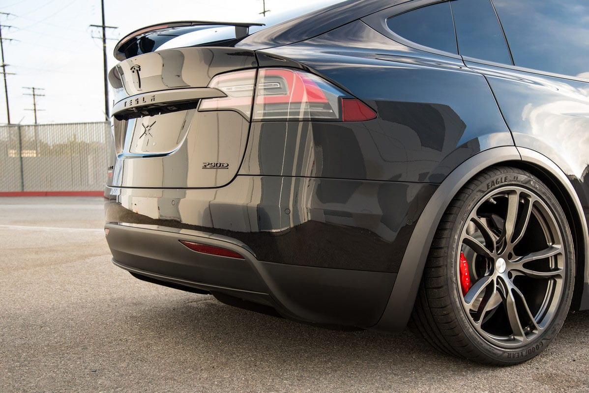 Sports Air Suspension Lowering Kit For Tesla Model X