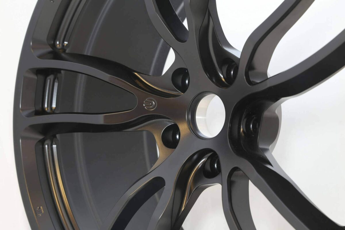 Unplugged Performance UP-02 Lightweight Forged Wheel for Tesla Model 3