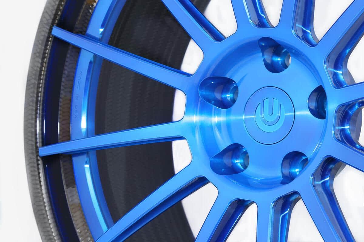 Carbon Fiber Wheels >> Up 03 Carbon Version Wheel Package For Tesla Vehicles