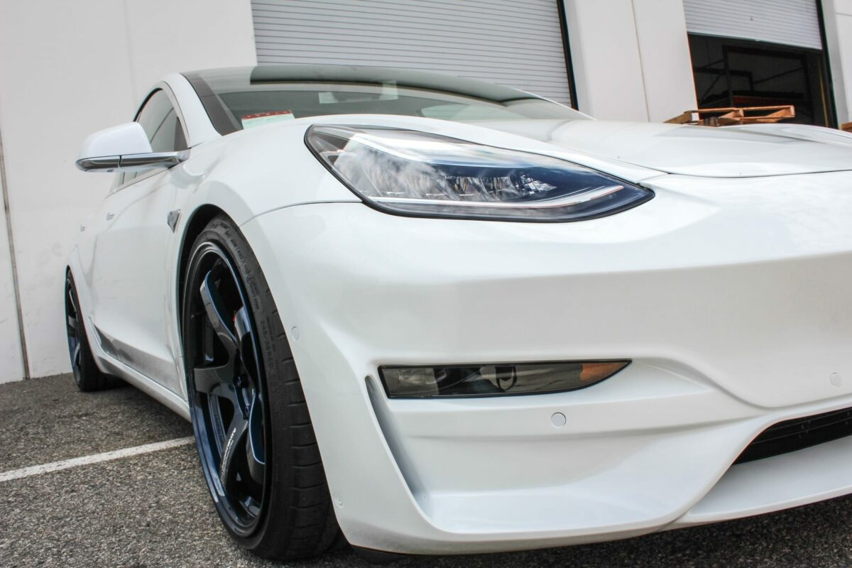 Unplugged Ascension Front Bumper for Tesla Model 3