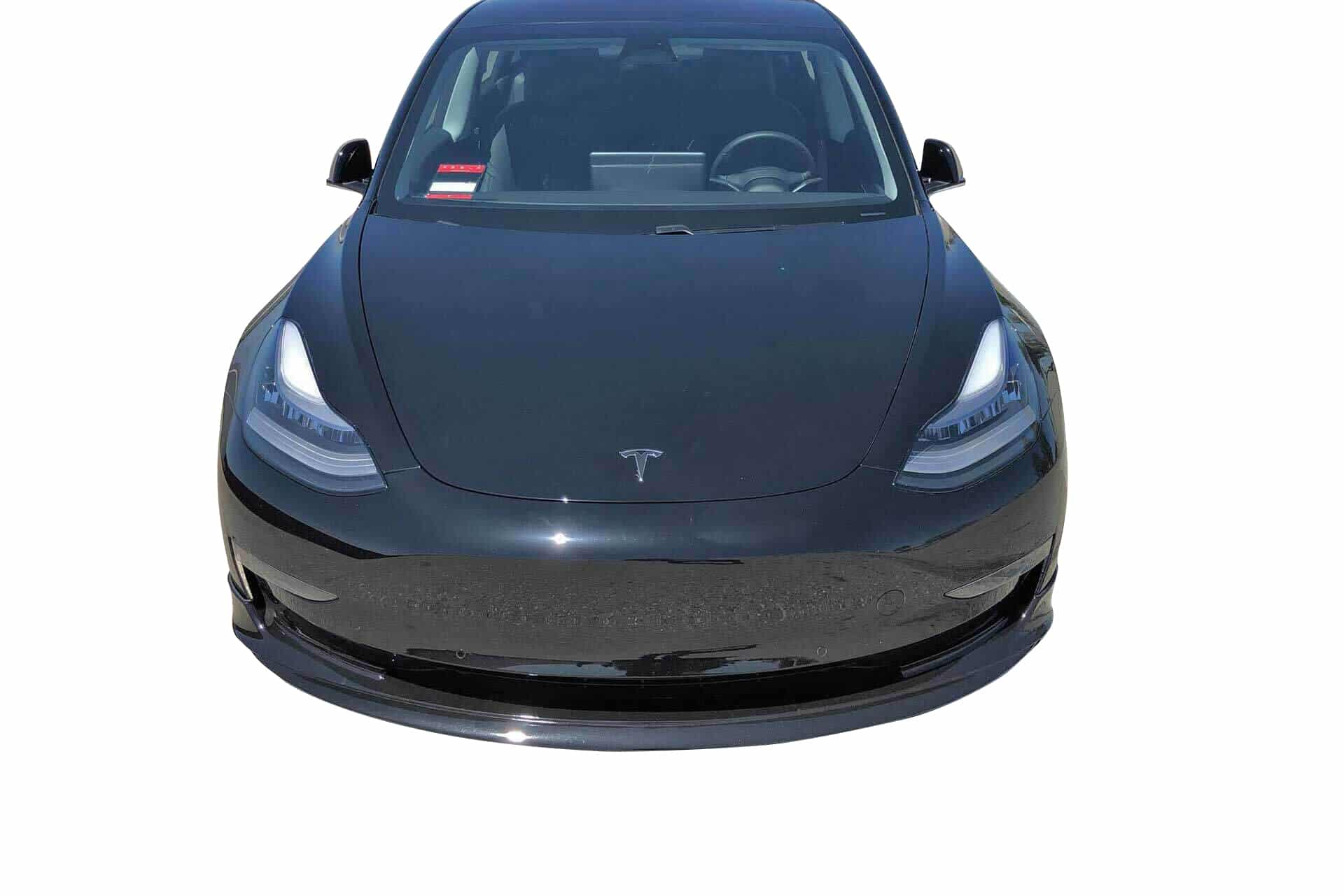 Front Lip Spoiler for Tesla Model 3