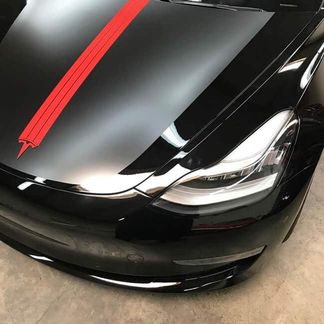 Custom Graphics For Tesla Vehicles