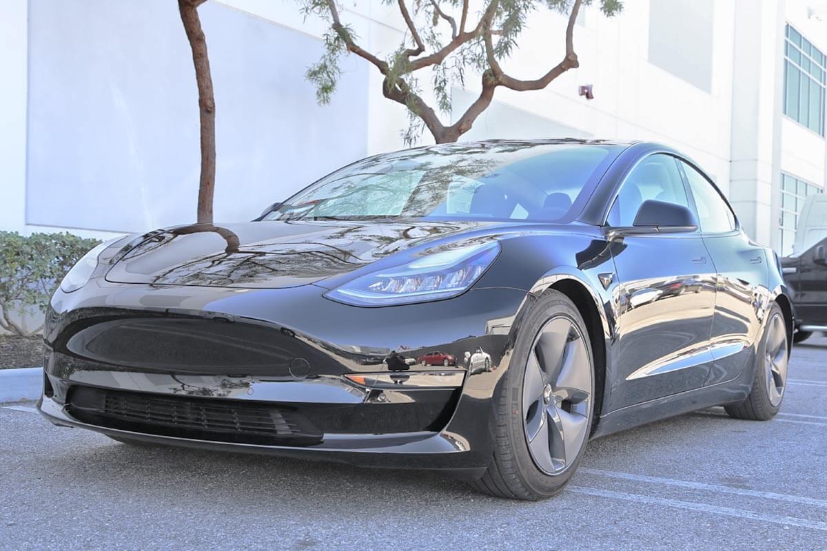 Diy Chrome Delete Kit For Tesla Model 3