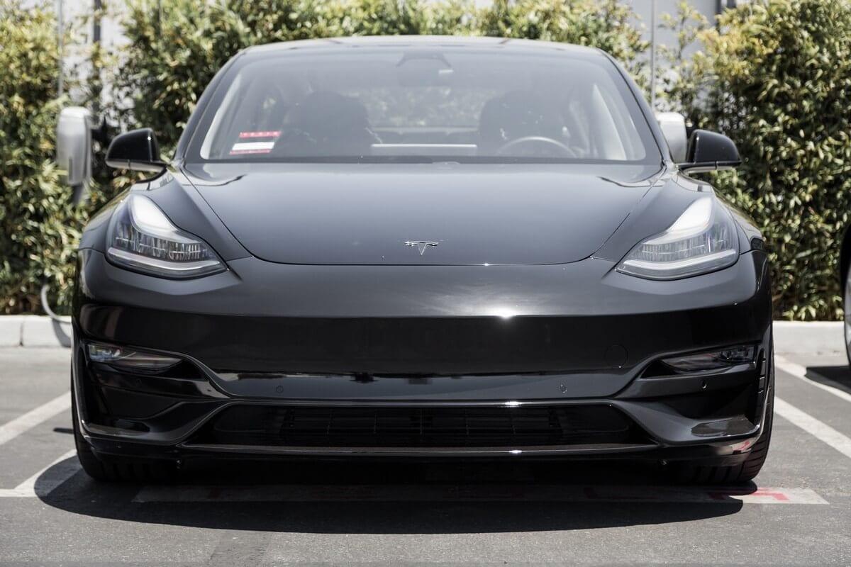 Ascension Front Fascia System for Tesla Model 3