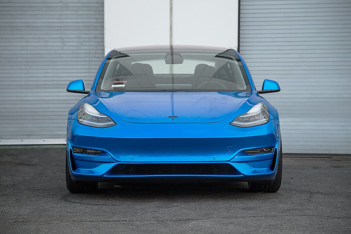 Ascension Front Fascia System for Tesla Model 3