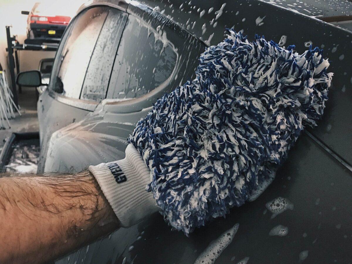 pH Neutral Hand-Wash at Bulletproof Auto Spa