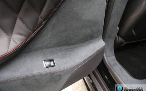 Doug's Solid Black Tesla Model S P85D