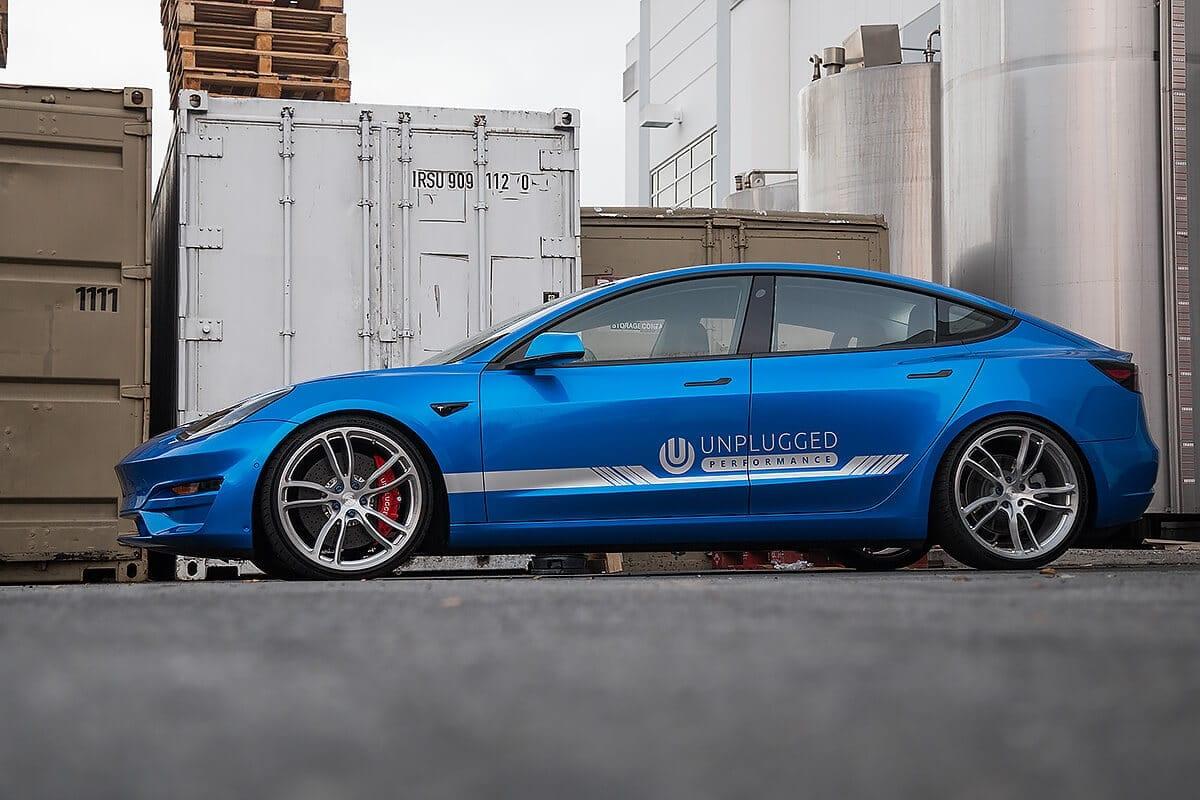 Unplugged Performance Tesla Model 3 Long Range RWD Demo ...