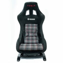 Unplugged Performance Ascension-R Racing Bucket Seat Package for Tesla Model 3