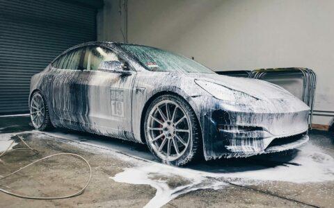 Level 1 Bulletproof Auto Spa Car Care Package Pre Soak