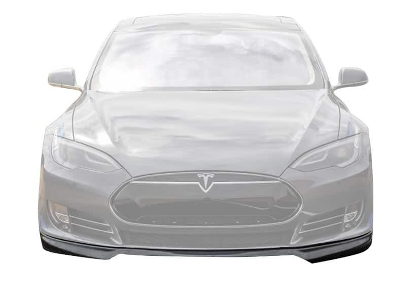 Front Spoiler & Diffuser System for 2012-16.5 Tesla Model S
