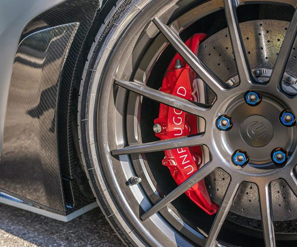 Tesla Model S - Brakes & Suspension Performance Upgrades