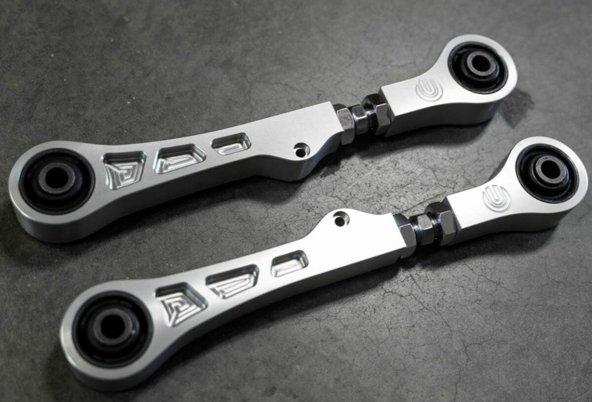 Billet Adjustable Rear Camber Arm Set for Tesla Model S and Model X