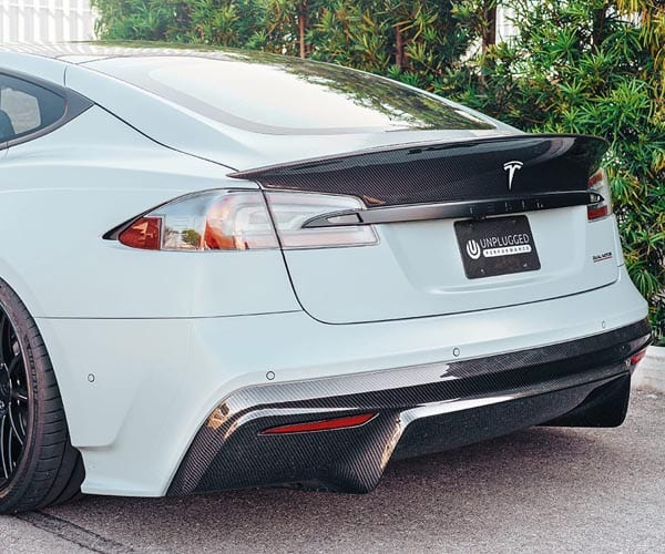 Tesla Model S - Complete Custom Vehicle Program