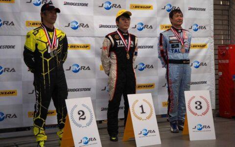 Unplugged Performance and Team Taisan Wins 2020 All Japan EV-GP Series Championship Image