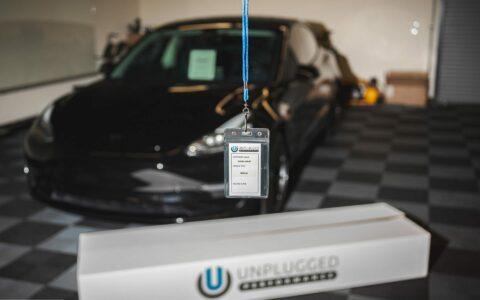 Devin Druid Unplugged Performance Tesla Model 3 Pick Up