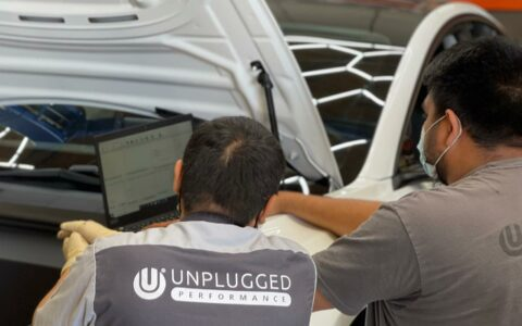 Unplugged Performance is now directly authorized for Tesla vehicle service and body repair